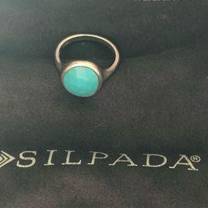 Silpada R3052 Cabaña Ring Size 9
